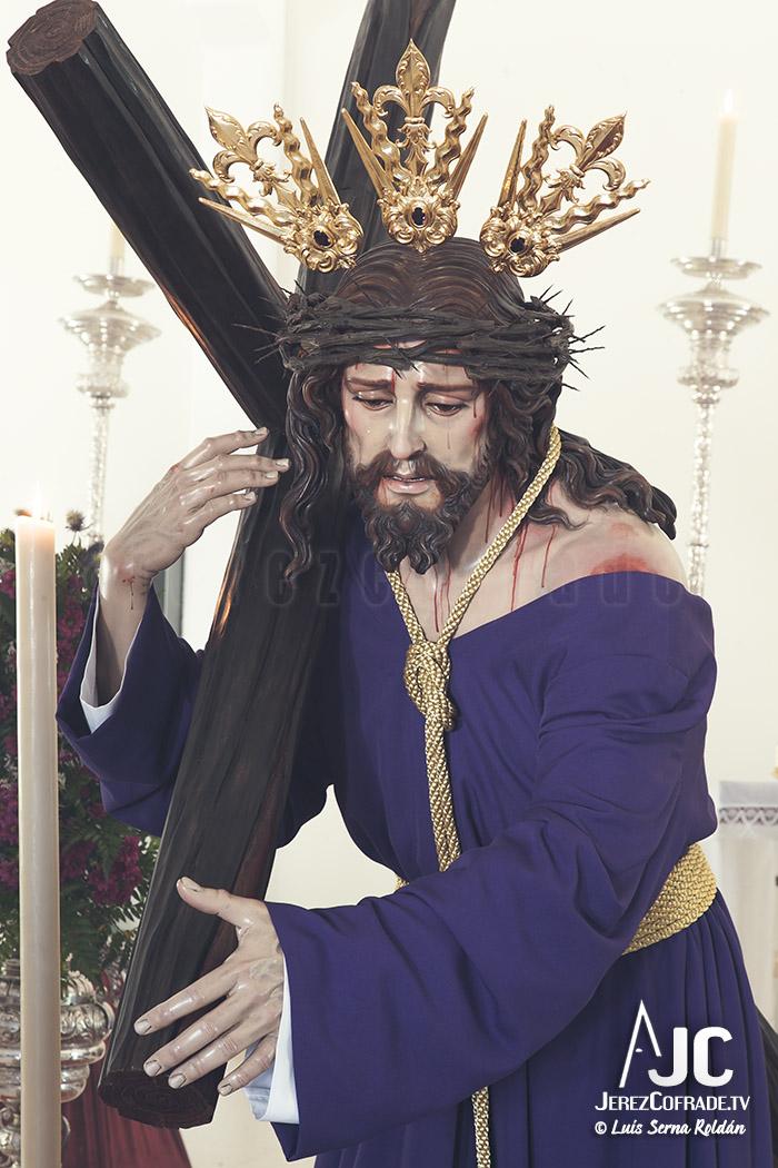 Resultado de imagen de Ntro. Padre Jesús de la Paz de Cuartillos. Jerez