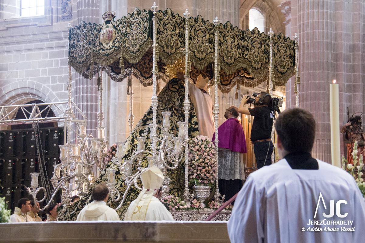 Tercer aniversario de la Coronación Canónica de la Esperanza
