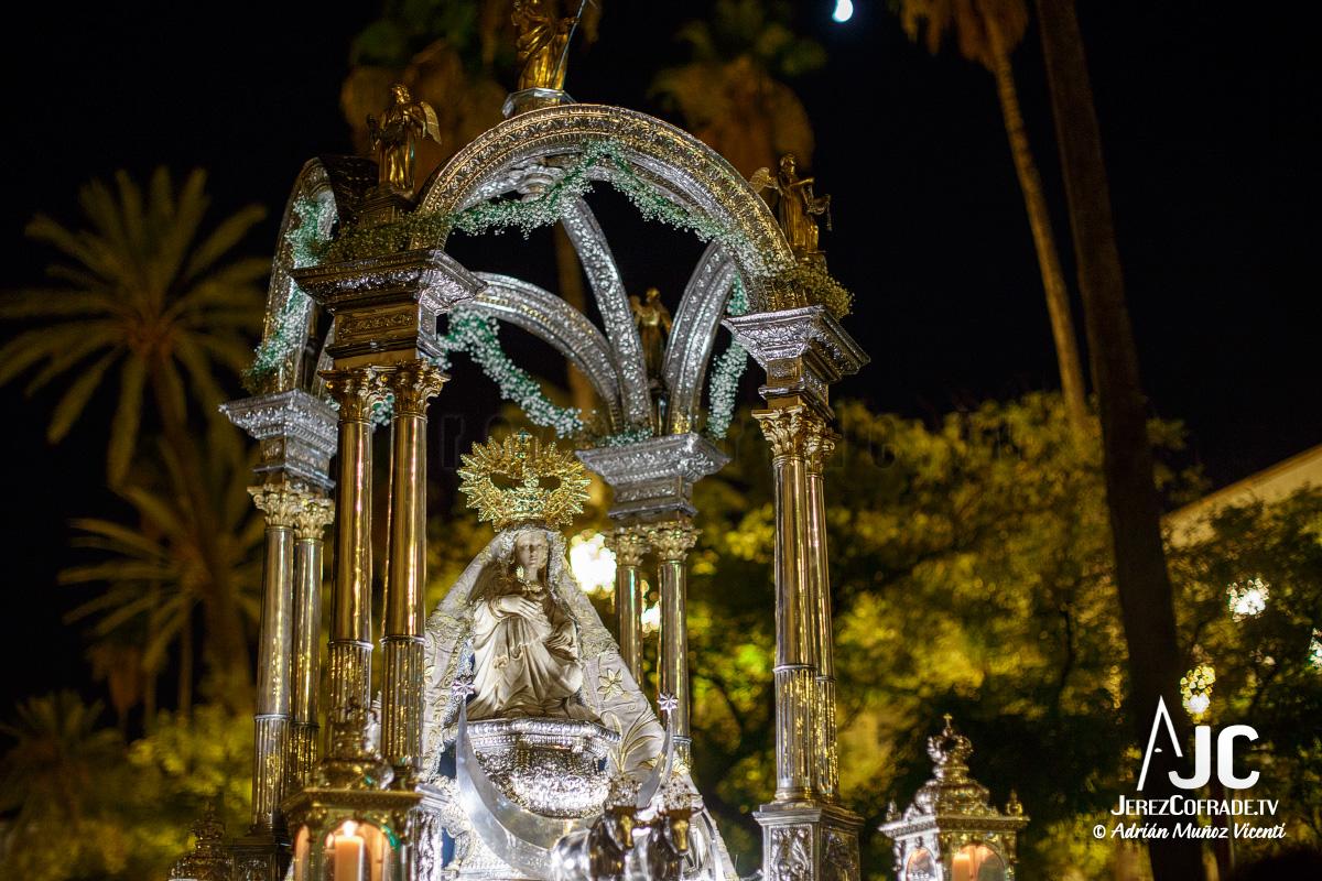 Procesión de la Virgen de la Consolación – Jerez 2016 (1)