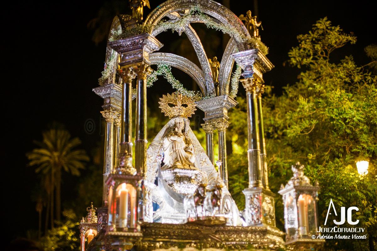 Procesión de la Virgen de la Consolación – Jerez 2016 (2)