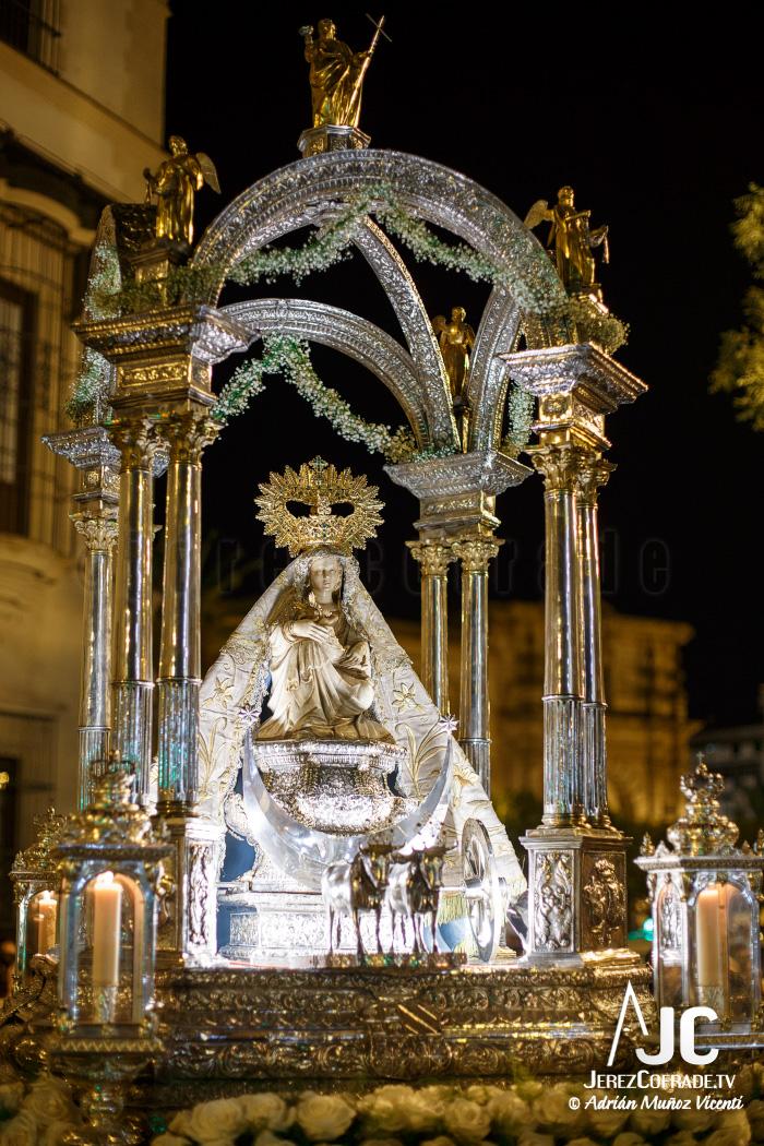 Procesión de la Virgen de la Consolación – Jerez 2016 (3)