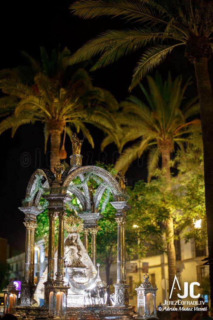 Procesión de la Virgen de la Consolación – Jerez 2016 (4)