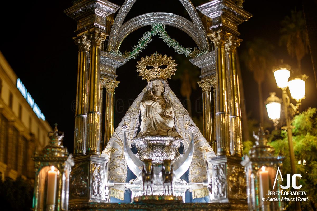 Procesión de la Virgen de la Consolación – Jerez 2016 (5)