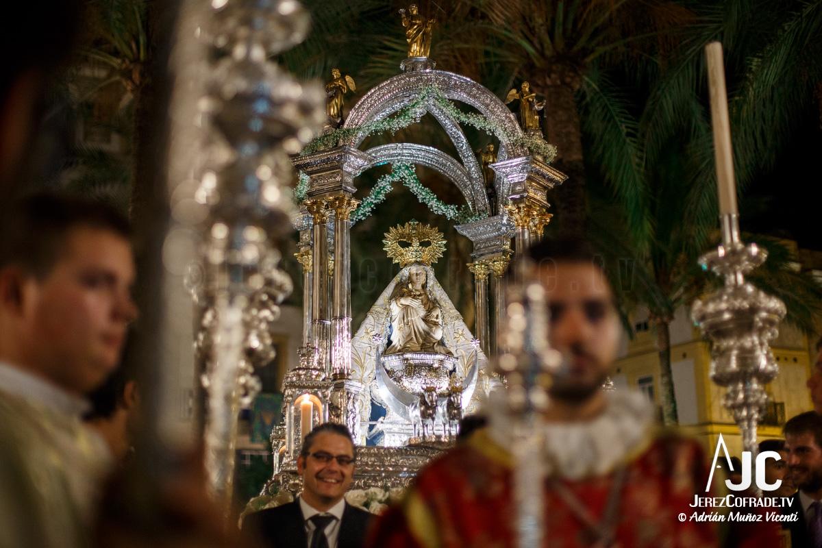 Procesión de la Virgen de la Consolación – Jerez 2016 (6)