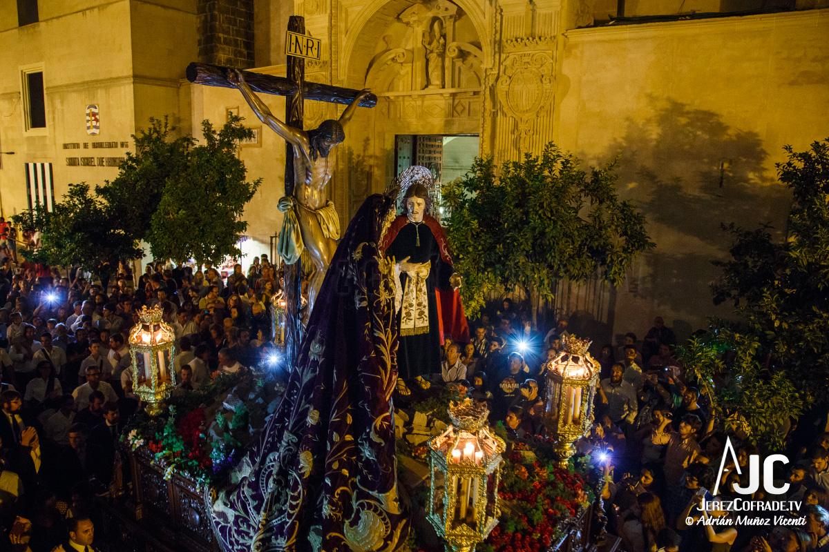 Vuelta a Santiago Hermandad de la Buena Muerte 2016 – Adrián Muñoz (1)