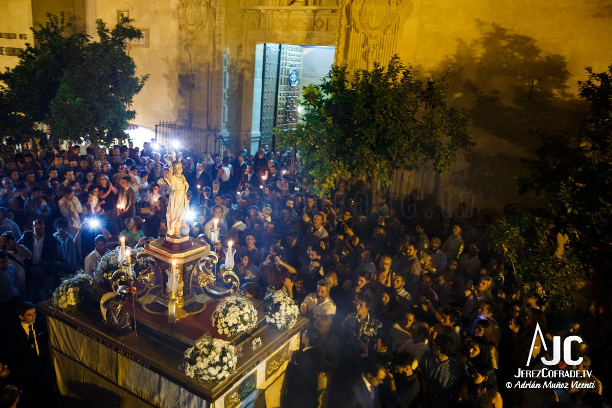 Vuelta a Santiago Hermandad de la Buena Muerte 2016 – Adrián Muñoz (12)