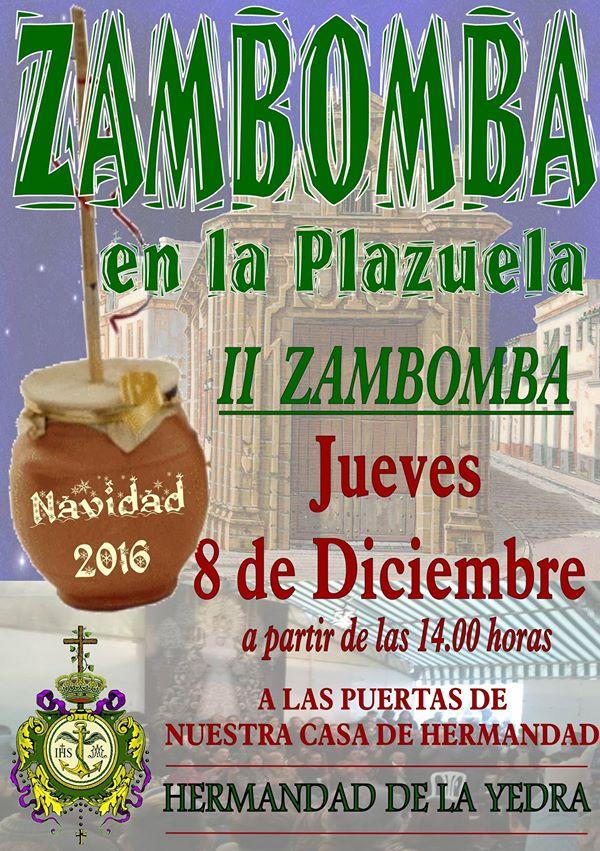 zambomba-yedra