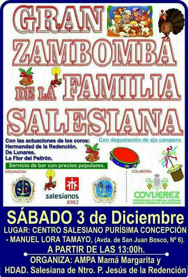 zambomba-redencion