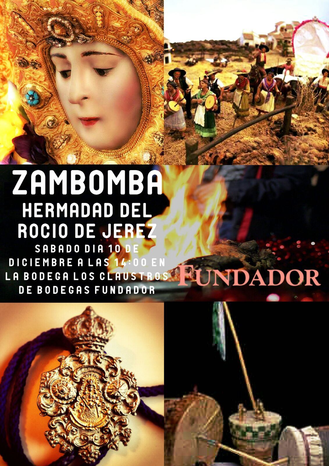zambomba-rocio