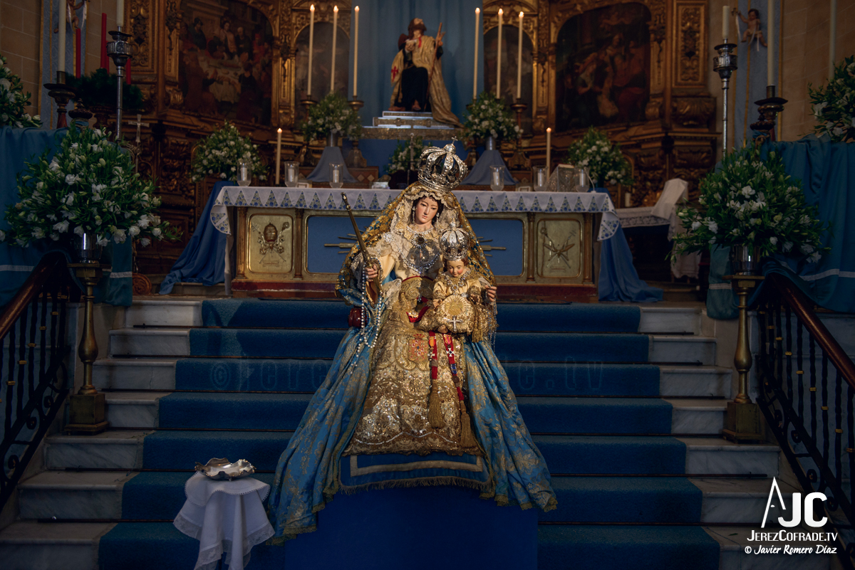 001 – Besamanos Santa María de la Paz y Concordia Gloriosa – jerezcofrade – Javier Romero Diaz