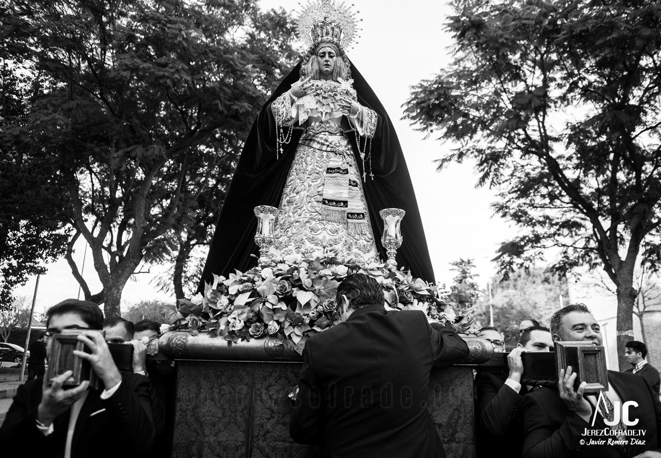 003Rosario Vespertino Salud y Esperanza – jerezcofrade – Javier Romero Diaz