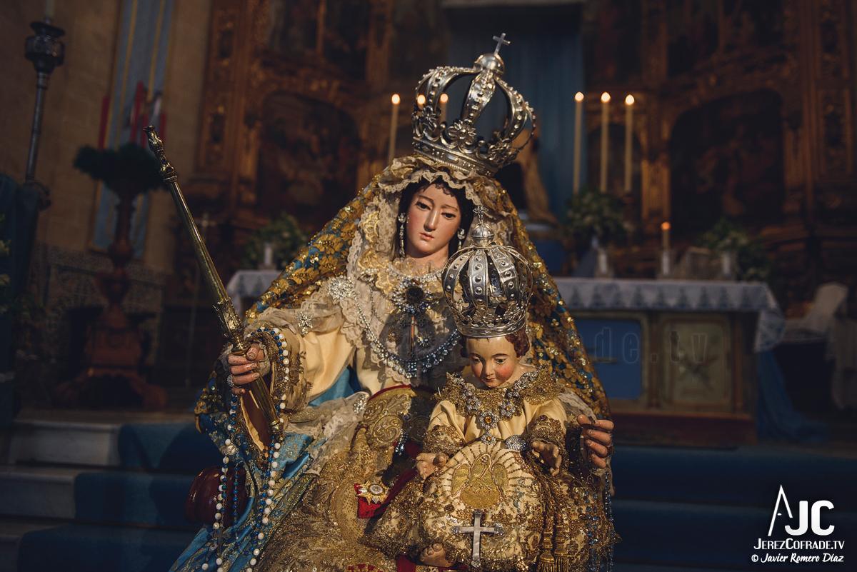 004 – Besamanos Santa María de la Paz y Concordia Gloriosa – jerezcofrade – Javier Romero Diaz