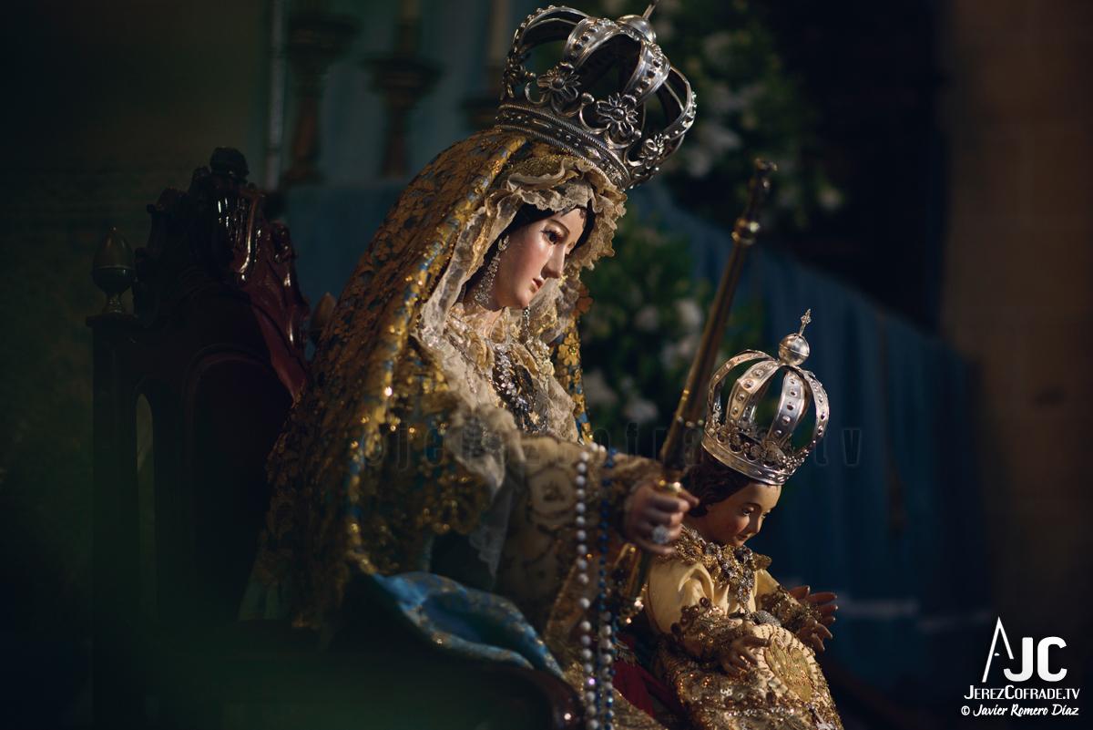 006 – Besamanos Santa María de la Paz y Concordia Gloriosa – jerezcofrade – Javier Romero Diaz