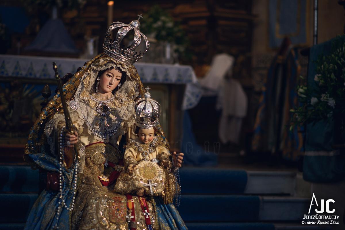 007 – Besamanos Santa María de la Paz y Concordia Gloriosa – jerezcofrade – Javier Romero Diaz