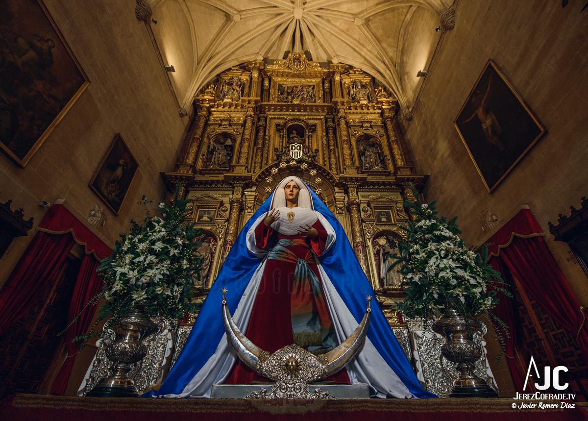 007Besamanos Madre de Dios de la Misericordia – jerezcofrade – Javier Romero Diaz