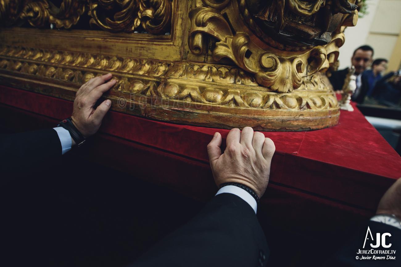 011- Perpetuo Socorro- Traslado Extraordinario Ermita
