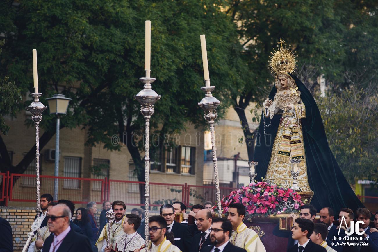 011Rosario Vespertino Salud y Esperanza – jerezcofrade – Javier Romero Diaz