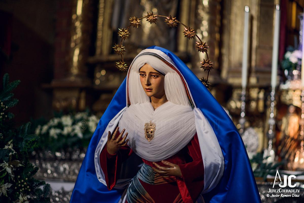 012Besamanos Madre de Dios de la Misericordia – jerezcofrade – Javier Romero Diaz