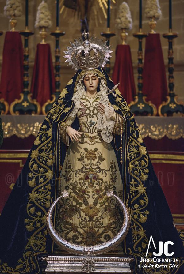 019- Besamanos Ntra Sra de las Lagrimas – jerezcofrade – Javier Romero Diaz