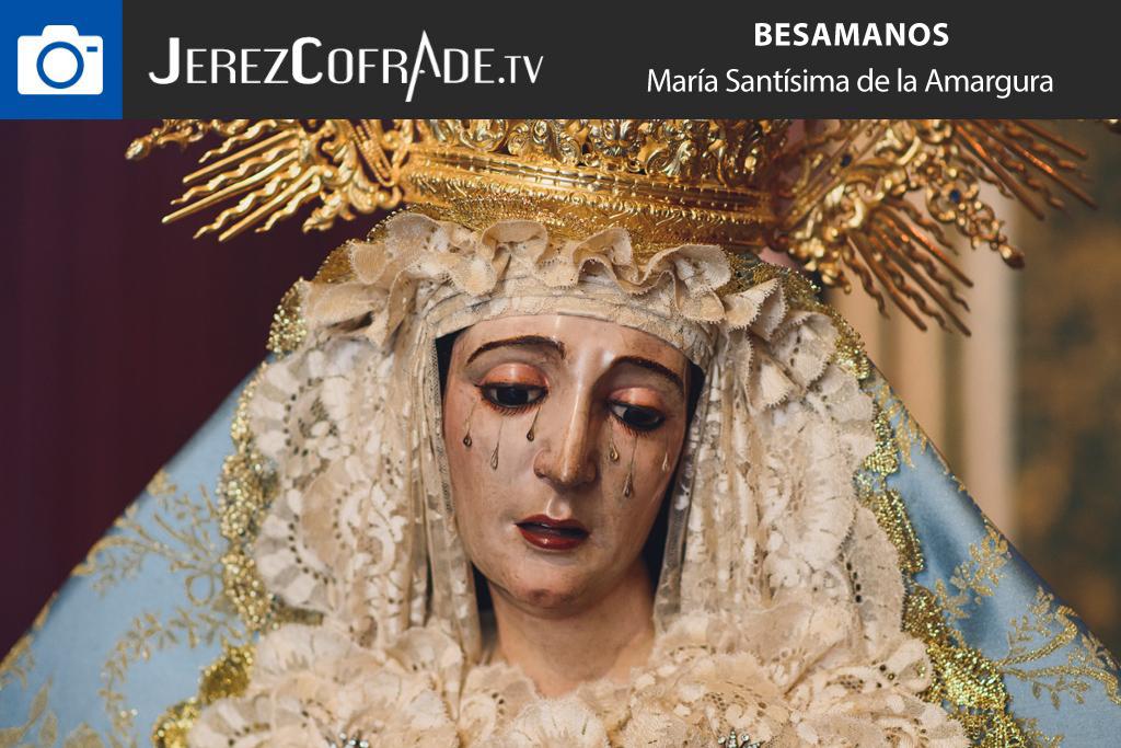 Besamanos Amargura – jerezcofrade – Javier Romero Diaz