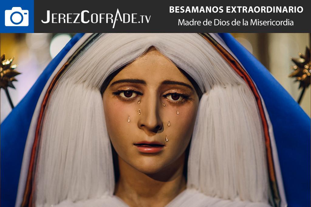 Besamanos Madre de Dios de la Misericordia – jerezcofrade – Javier Romero Diaz