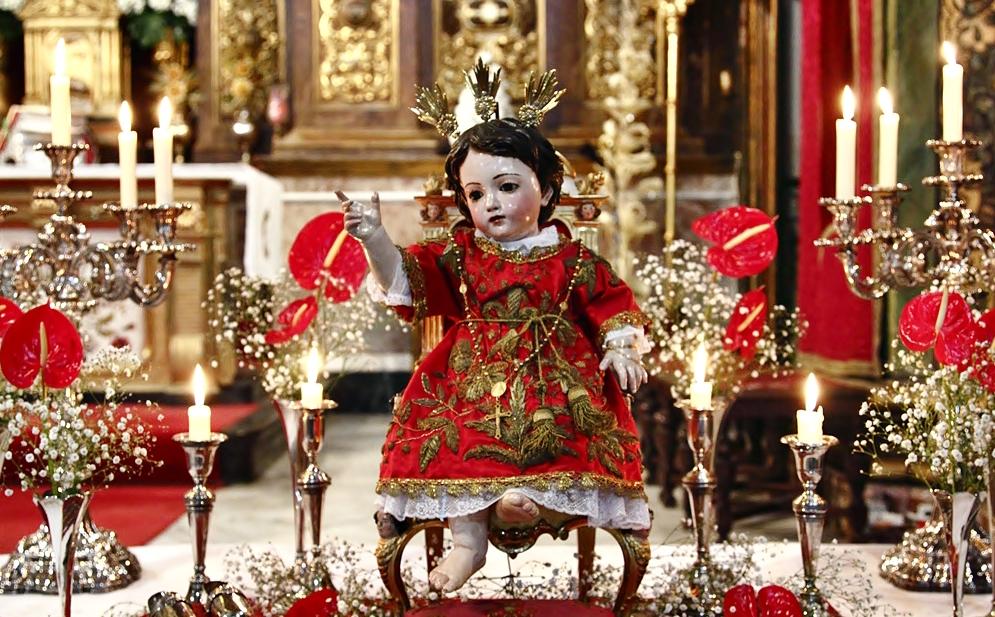 Niño Jesús del Carmen