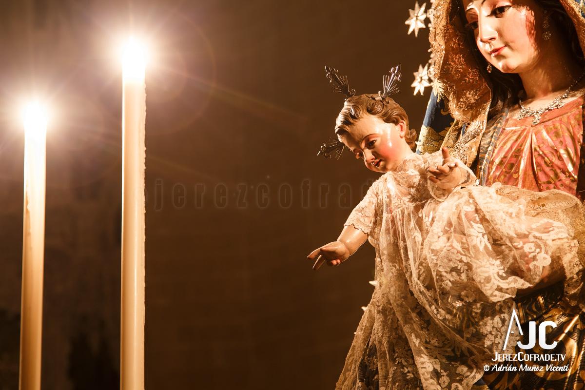 A la Luz de las Velas – Paz Sacramental Santiago (5)