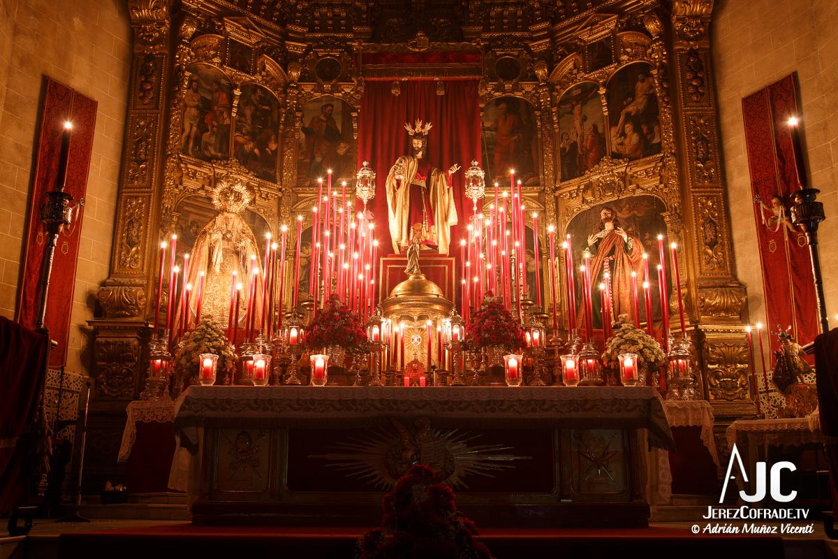 A la Luz de las Velas – Sagrada Cena – Jerez 2017 (1)
