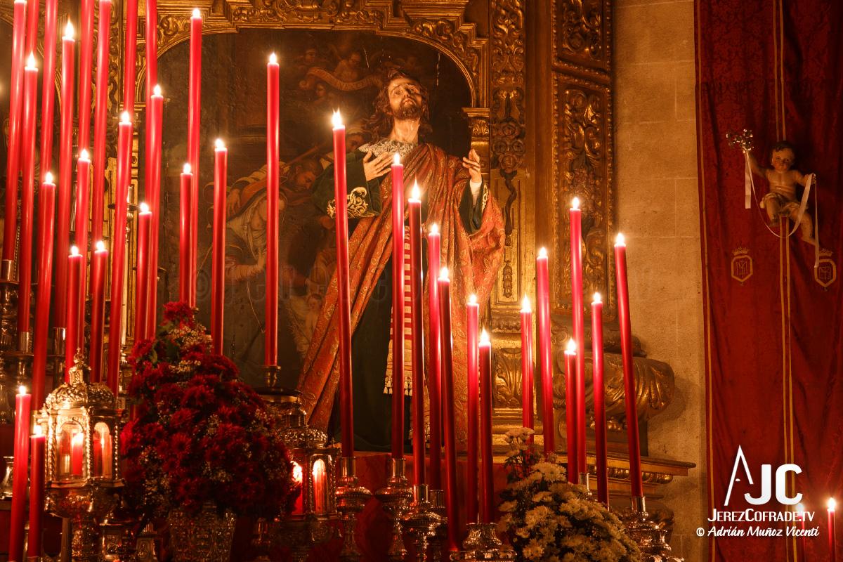 A la Luz de las Velas – Sagrada Cena – Jerez 2017 (10)