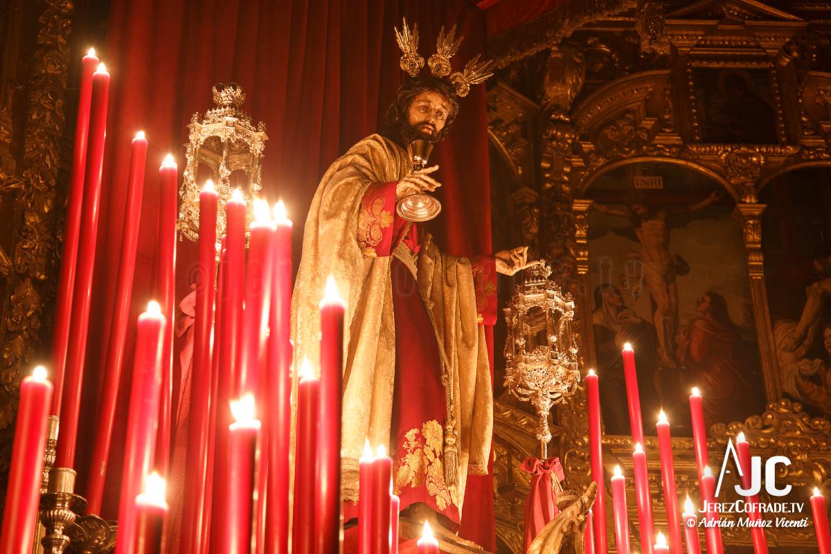 A la Luz de las Velas – Sagrada Cena – Jerez 2017 (6)