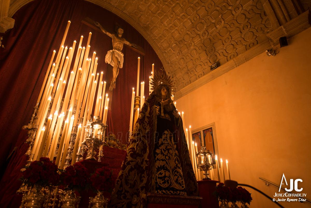002-Perdon-A la luz de las velas-Jerez Cofrade- Javier Romero Diaz