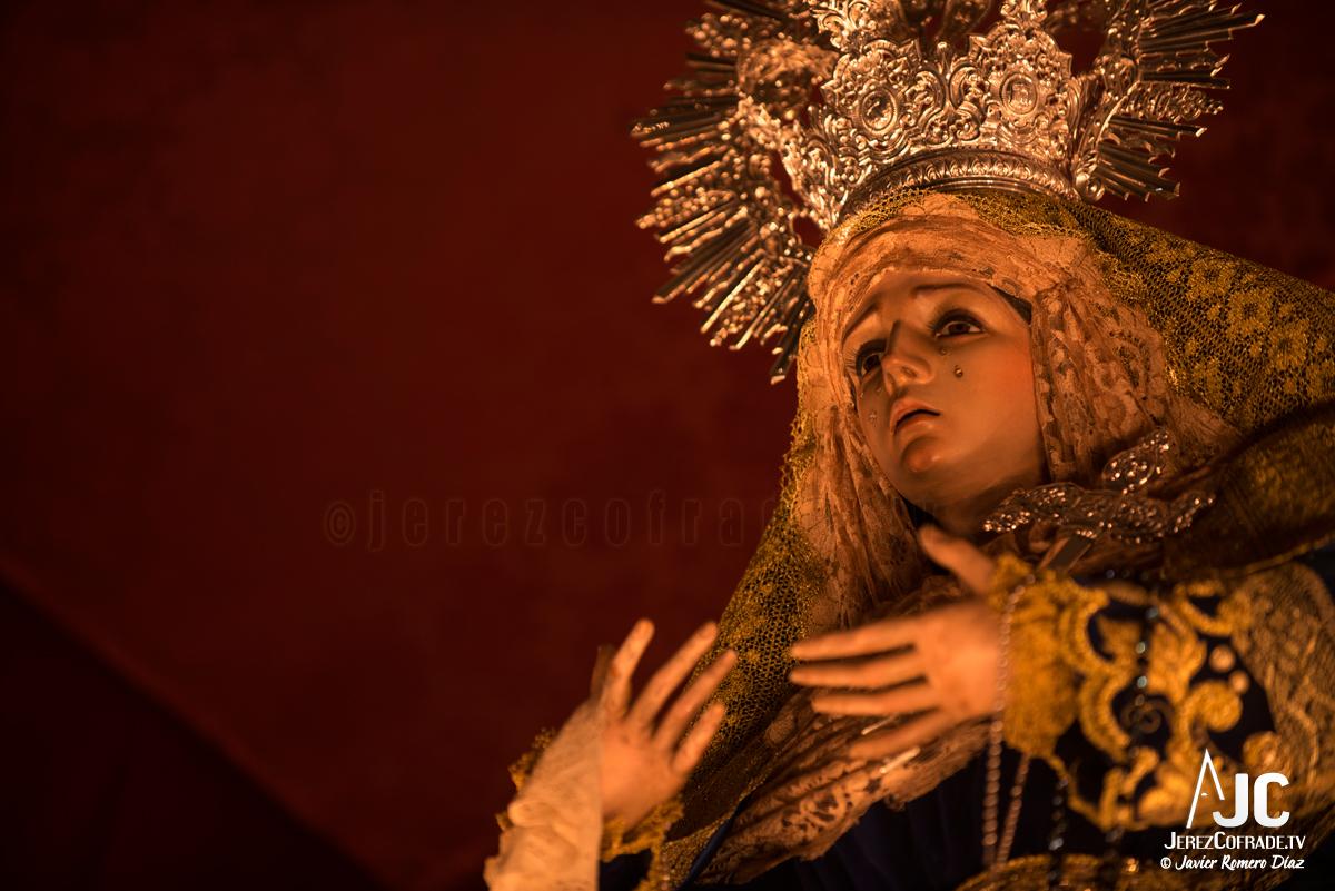 007Candelaria – A la luz de las velas – Jerez Cofrade – Javier Romero Diaz
