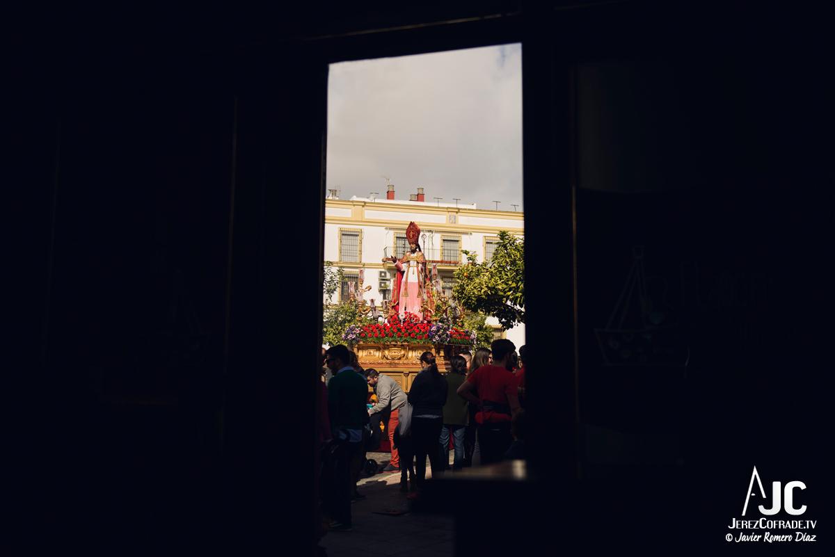 010Procesion San Blas – hermandad desconsuelo – Jerez Cofrade – Javier Romero Diaz