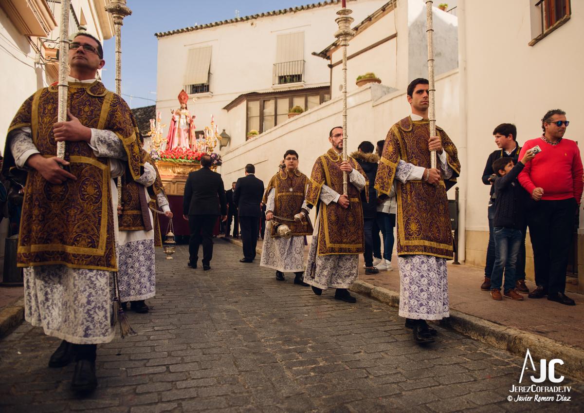 012Procesion San Blas – hermandad desconsuelo – Jerez Cofrade – Javier Romero Diaz