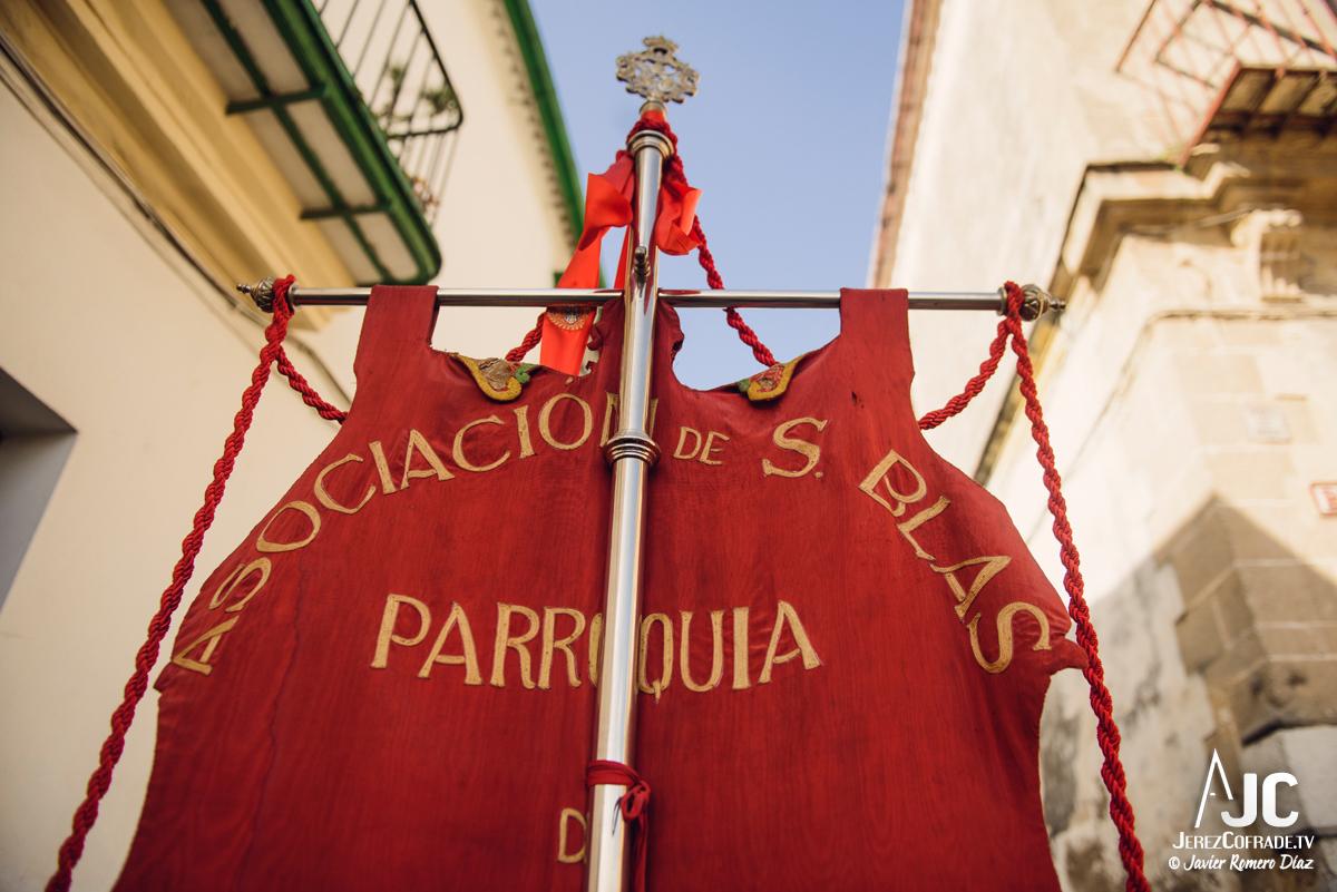 013Procesion San Blas – hermandad desconsuelo – Jerez Cofrade – Javier Romero Diaz