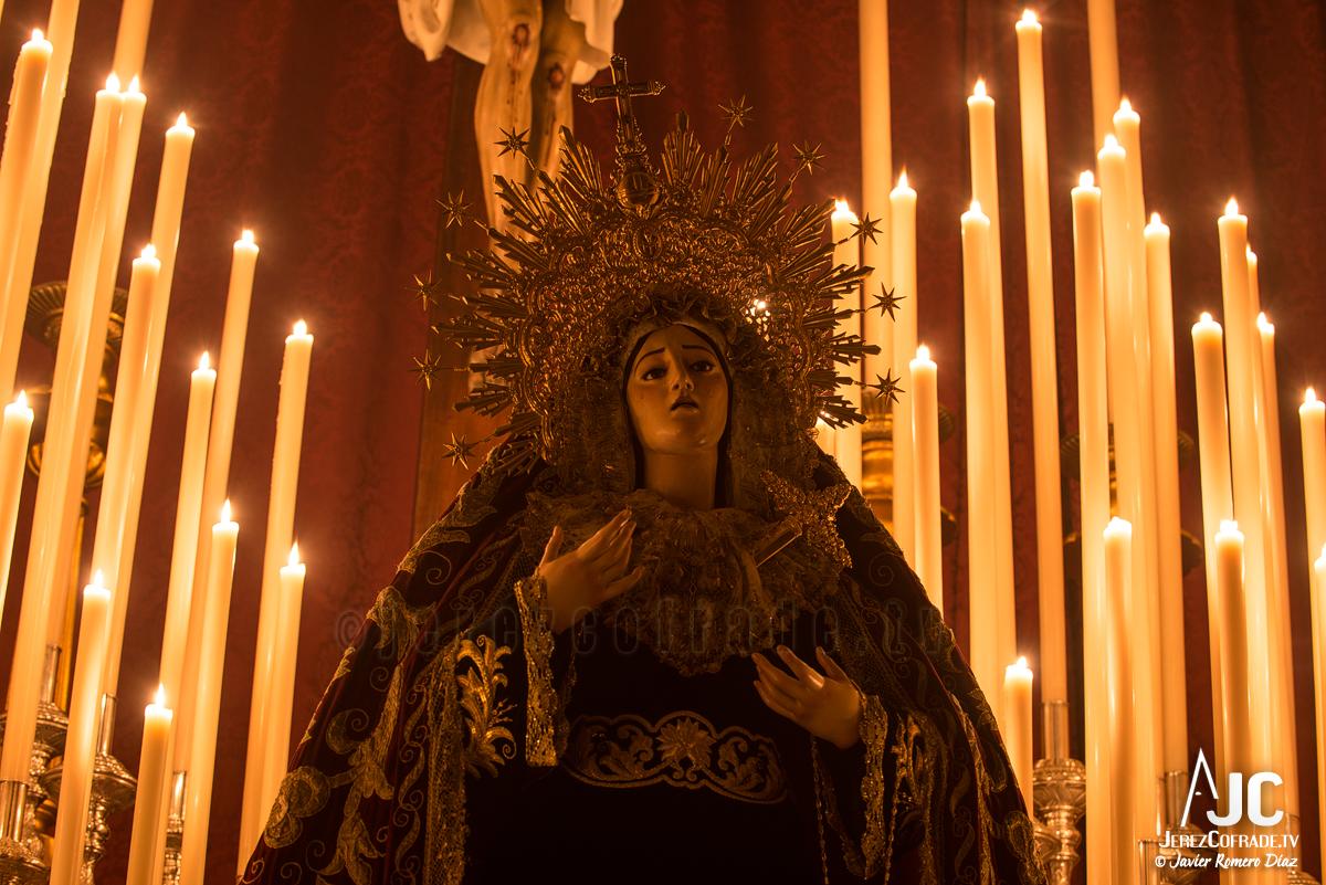 014-Perdon-A la luz de las velas-Jerez Cofrade- Javier Romero Diaz