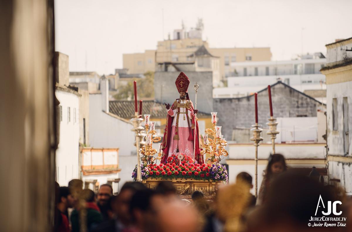 014Procesion San Blas – hermandad desconsuelo – Jerez Cofrade – Javier Romero Diaz