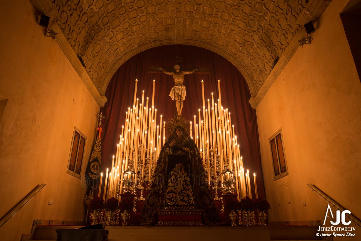 015-Perdon-A la luz de las velas-Jerez Cofrade- Javier Romero Diaz