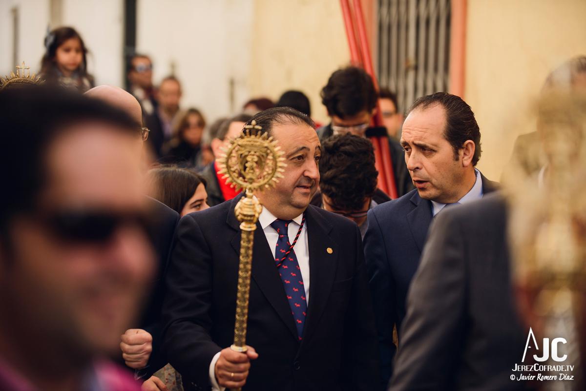 015Procesion San Blas – hermandad desconsuelo – Jerez Cofrade – Javier Romero Diaz