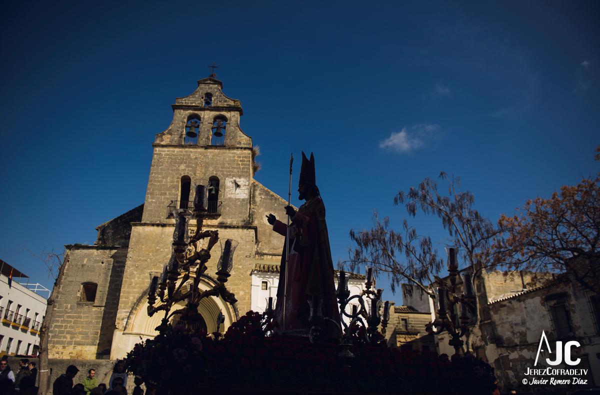 016Procesion San Blas – hermandad desconsuelo – Jerez Cofrade – Javier Romero Diaz
