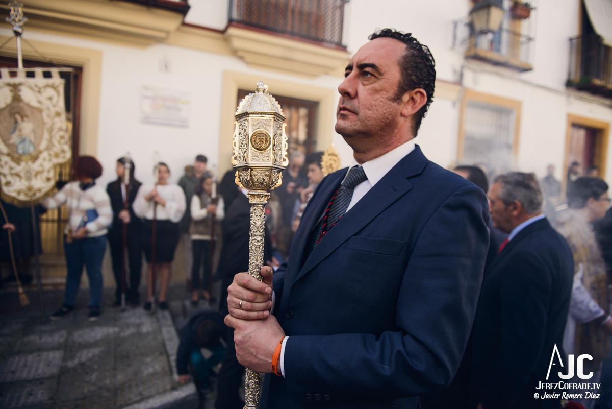 018Procesion San Blas – hermandad desconsuelo – Jerez Cofrade – Javier Romero Diaz