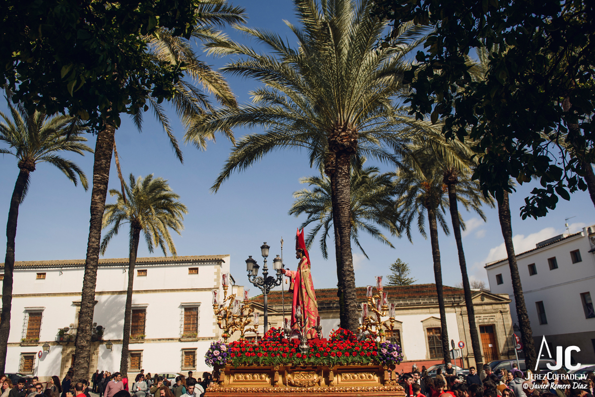 024Procesion San Blas – hermandad desconsuelo – Jerez Cofrade – Javier Romero Diaz