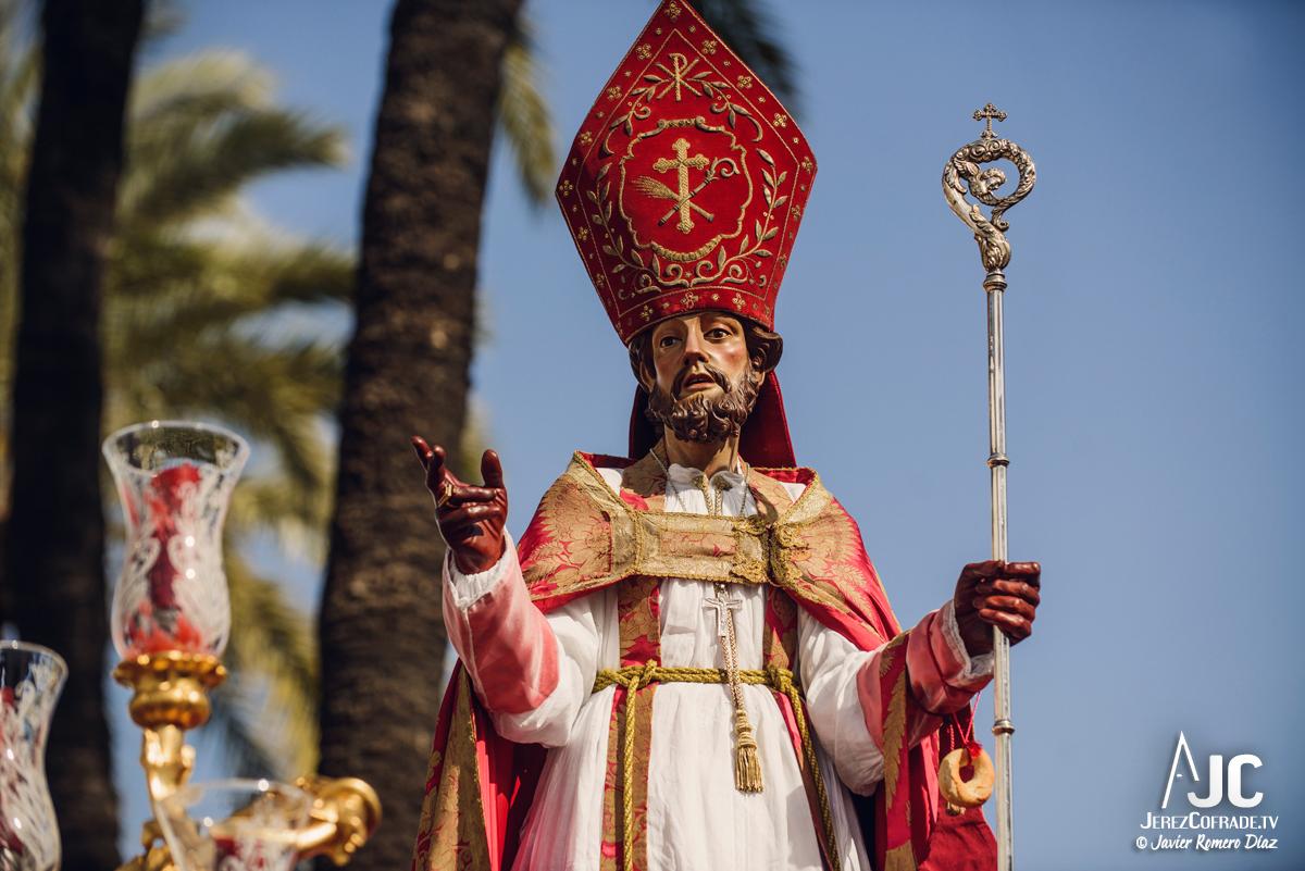 026Procesion San Blas – hermandad desconsuelo – Jerez Cofrade – Javier Romero Diaz