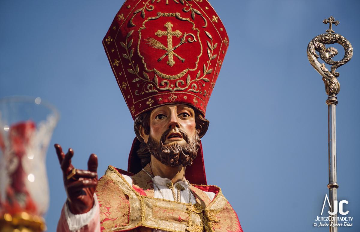 027Procesion San Blas – hermandad desconsuelo – Jerez Cofrade – Javier Romero Diaz