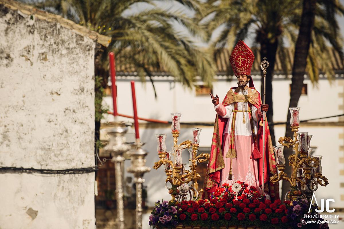 029Procesion San Blas – hermandad desconsuelo – Jerez Cofrade – Javier Romero Diaz