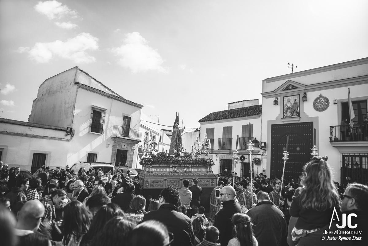 031Procesion San Blas – hermandad desconsuelo – Jerez Cofrade – Javier Romero Diaz