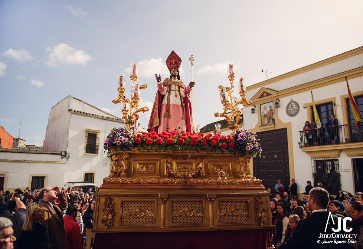 032Procesion San Blas – hermandad desconsuelo – Jerez Cofrade – Javier Romero Diaz