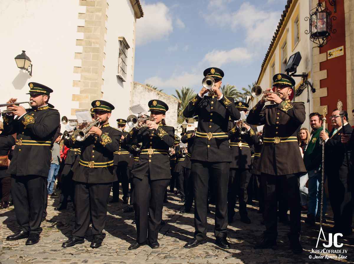 034Procesion San Blas – hermandad desconsuelo – Jerez Cofrade – Javier Romero Diaz