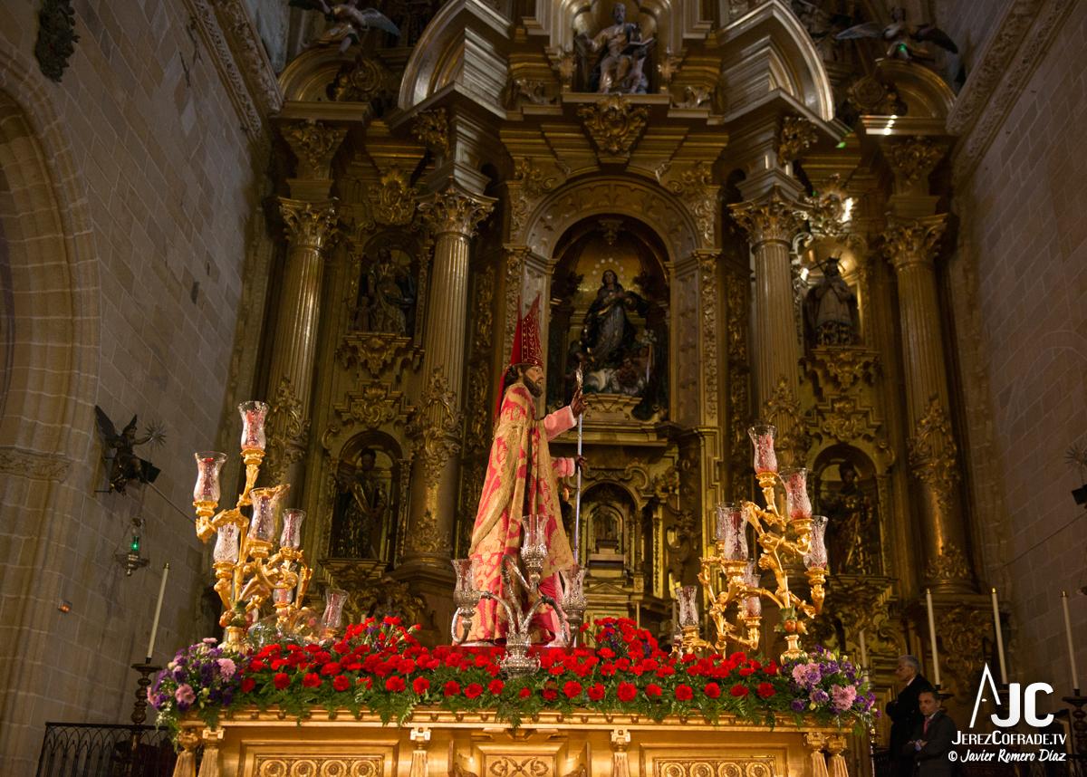 036Procesion San Blas – hermandad desconsuelo – Jerez Cofrade – Javier Romero Diaz