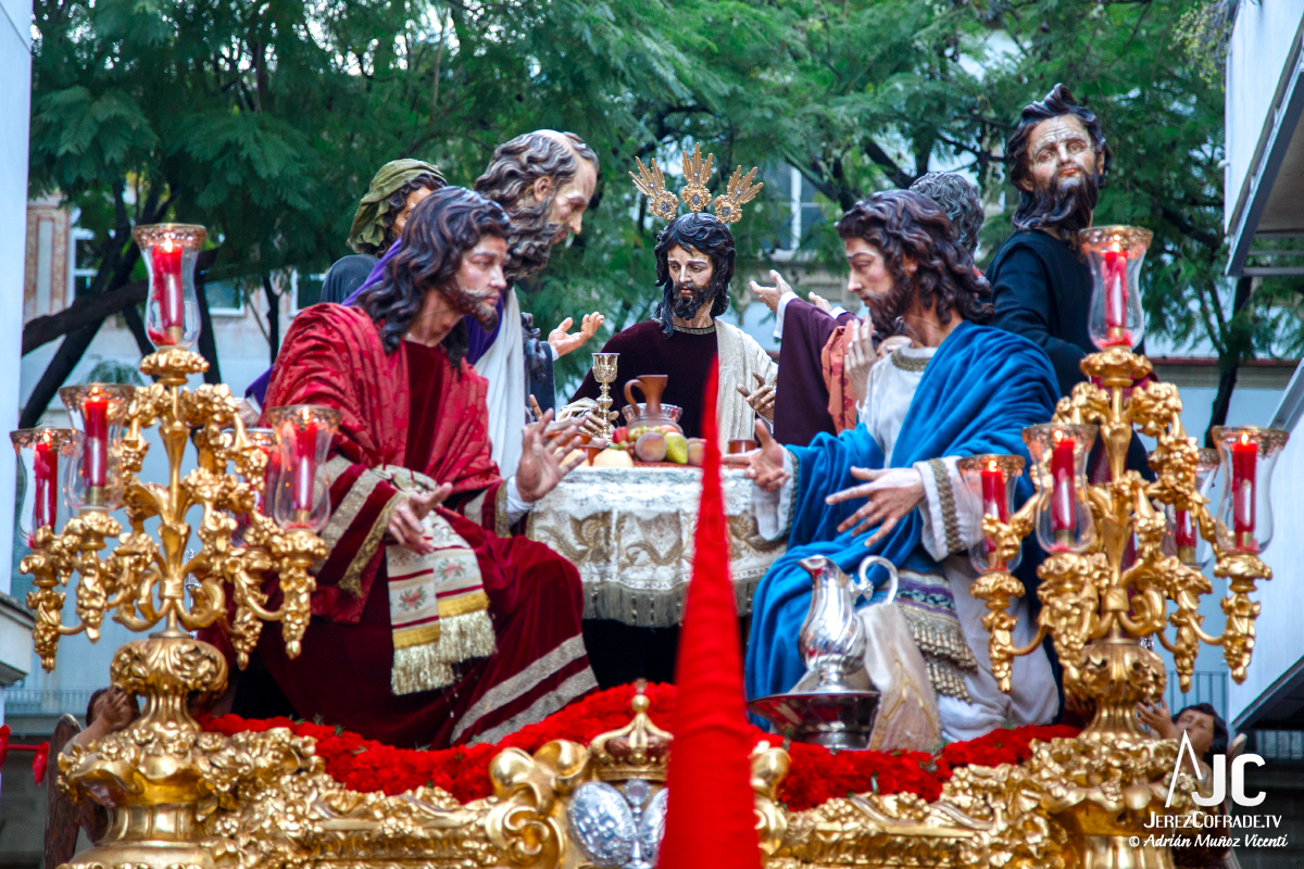 Sagrada Cena – Lunes Santo Jerez 2017 (4)